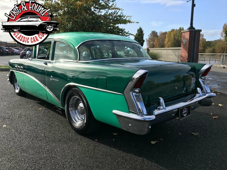 Image 8 Voiture American classic Buick Special Custom 1956