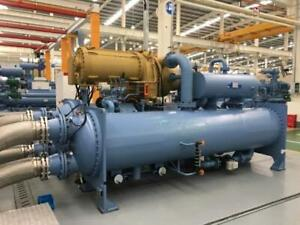 Industrial Refrigeration Sytems: Chillers, Coldrooms, Freezers