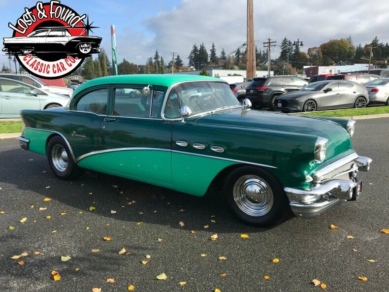 Image 2 Voiture American classic Buick Special Custom 1956