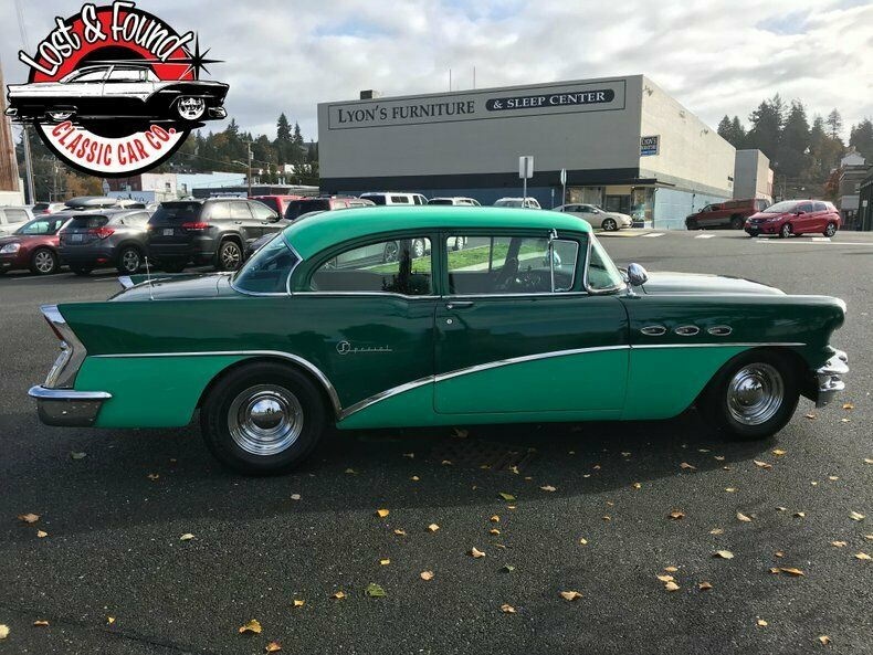 Image 17 Voiture American classic Buick Special Custom 1956