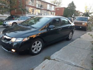 HONDA CIVIC 2009 DX_G SUPER PROPRE MAN 5 VIT 194 000  KM