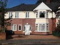1 Double w/ en suite inc bills for professionals in South Oxford