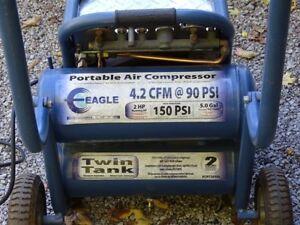Air Compressor 2 HP