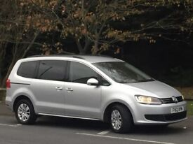 2012 VW SHARAN ALHAMBRA,2.0 TDI,DSG AUTO,140BHP,SPECIAL EDITION,MINT CONDITION