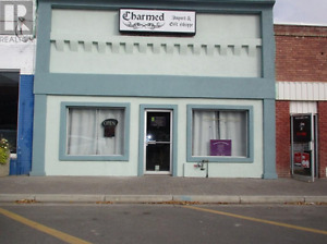 TABER DOWNTOWN Commercial Building