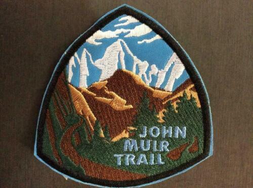 Patch John Muir Trail - California - Yosemite - Hiking