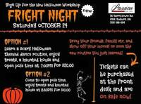 Passion Presents: Fright Night!