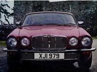 XJI 979 – Jaguar XJ6, XJ8, XJ12, XJR – Cherished Personal Private Registration Number Plate