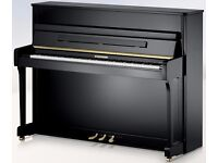 Upright Piano by W.Hoffmann built by Bechstein - 6 years old
