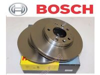 MAZDA 6 BRAKE DISC FRONT- BOSCH QUALITY - 2 PICES