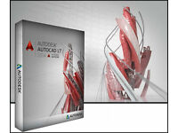 AutoCAD 2018/2017 With KEY for PC & MAC, Autodesk Maya, Autodesk Revit, VectorWorks