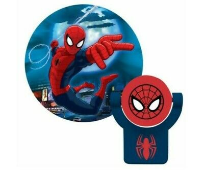 Projectables 13341 Ultimate Spider-Man LED Plug-In Night Light