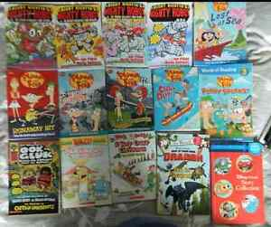 Ricky Ricotta, Phineas & Ferb & Miscellaneous kids books London Ontario image 1