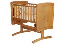 Winnie the Pooh Gliding Crib