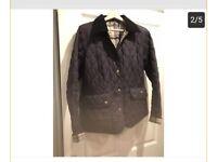 Excellent condition Barbour Coat size 14,