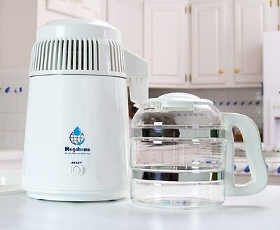 Water Distiller Megahome Water Distiller MH943TWS - SUBMIT OFFER - FREE SHIP