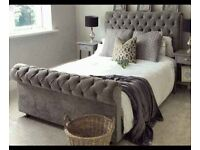 ⚜LUXURIOUS SLEIGH BED FRAMES ⚜
