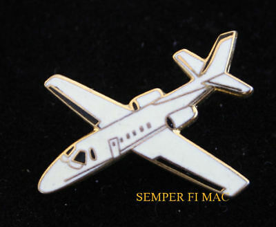 CESSNA CITATION LAPEL HAT PIN UP BUSINESS JET AIRPLANE PILOT CREW GIFT WING WOW ()