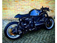BMW k100 Cafe Racer / Brat (not Custom Flat fracker CB XS GS etc)