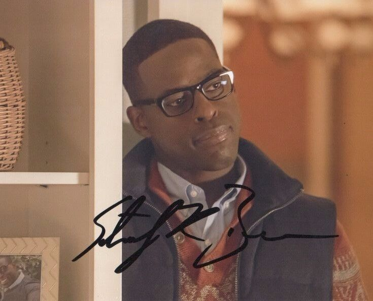 Sterling K Brown This is Us Autographed Signed 8x10 Photo COA #1
