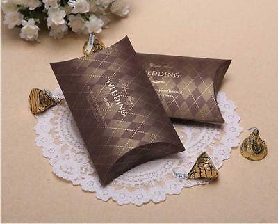 10x Elegant Wedding Bridal Bomboniere Favour Box; Bulk Buy Discount Apply! ()