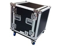 12u sur roue - Box international road case