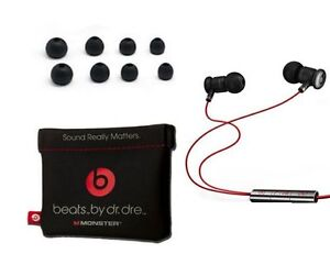 Beats by Dr. Dre Monster iBeats Earbuds Headphones from HTC Rezound