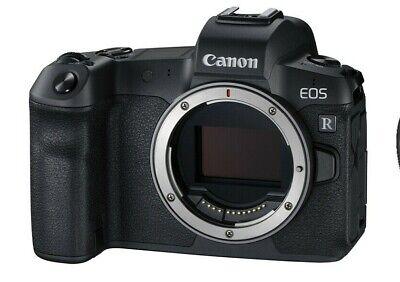 Canon EOS R 30.3MP Digital Camera - Schwarz Retoure