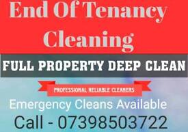 ☆☆END OF TENANCY CLEANING ☆☆FREE OVEN CLEAN ☆☆