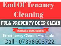 🌟END OF TENANCY CLEANING🌟