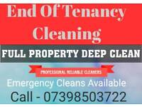 ⭐END OF TENANCY CLEANING⭐