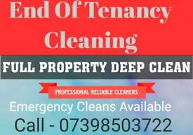 🌟END OF TENANCY CLEANING QUALITY 🌟AFTER BUILDS🌟