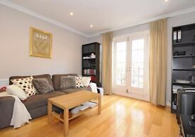 CHARMING 1 BED FLAT SET OVER TWO FLOORS A DIRECT AND SHORT WALK TO BELSIZE PARK UNDERGROUND