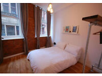 Double bedroom close to Piccadilly Garden in NQ M1