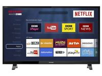Sharp LC-40CFG3021KF 40 Inch Full HD LED Smart TV Freeview Play