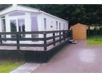 Beautiful Pemberton Abingdon Static Caravan For Sale, Set In Royal Dornoch, Scotland.