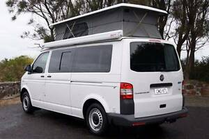 2012 Volkswagen Frontline Turbo Diesel Automatic Campervan Albion Park Rail Shellharbour Area Preview