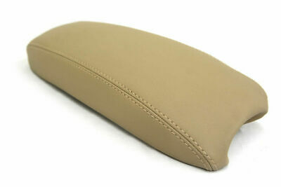 Chevrolet Blazer Center Armrest Console Cover Faux Leather for 98-04 Beige