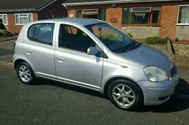 Toyota Yaris 1.3 VVTi 5dr Colour Collection