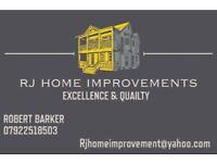 R J HOME IMPROVMENTS