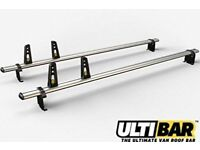 Ultimate 2 bar van roof rack. Never used.