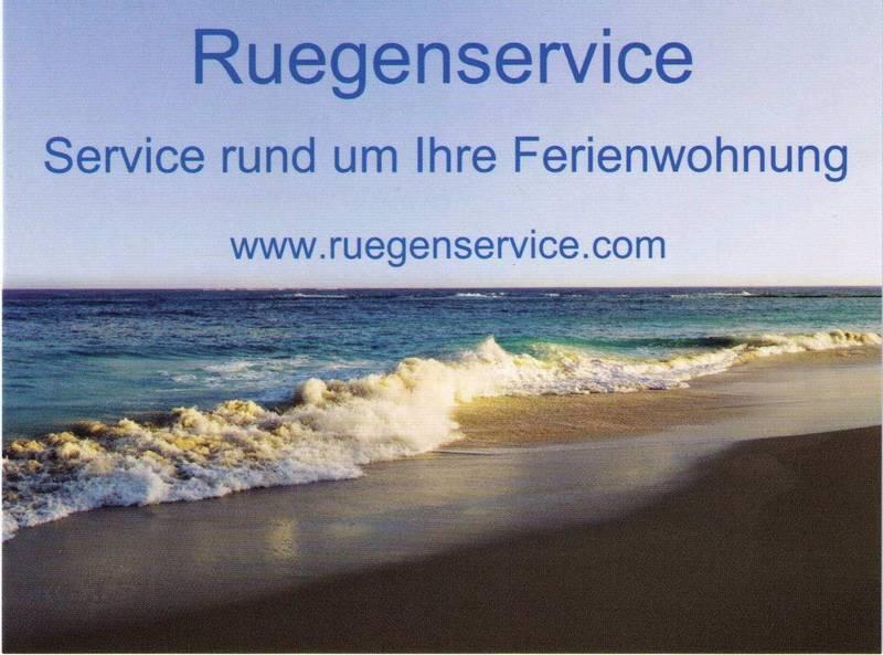 Reinigung  Wäscheservice Betreuung für FEWO  Binz und Baabe in Bergen auf Rügen