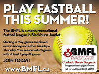 BMFL looking for players