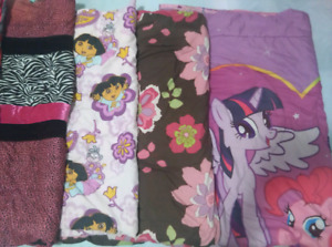 Twin bedding lot 25