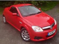 Vauxhall Tigra 1.4 16V Convertible**Only 24,751 Miles From New!**