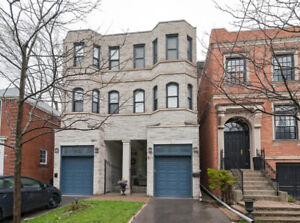 4Bdrm Semi Backing Onto The Beltline - FOR LEASE!