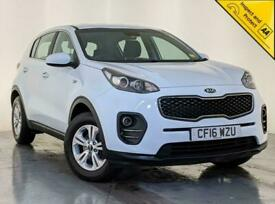 image for 2016 KIA SPORTAGE 1 PETROL AIR CONDITIONING CRUISE CONTROL SERVICE HISTORY
