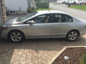2006 Honda Civic EX, 4 door, Auto!
