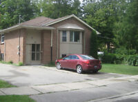 UWO Students - Beautiful Duplex! Everything is Included!