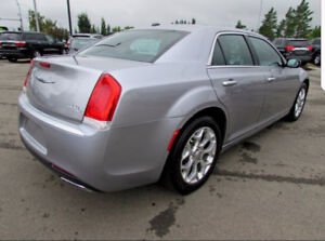 2016 Chrysler 300-Series Platinum Sedan